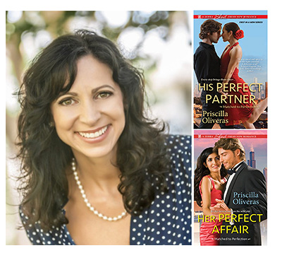 Priscilla Oliveras: Latinx Love, Romance, and Familia