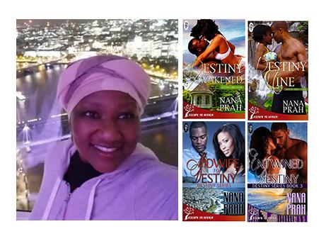 Nana Prah: Bringing African Romance to Readers Everywhere