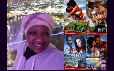 Nana Prah: Bringing African Romance to Readers Everywhere