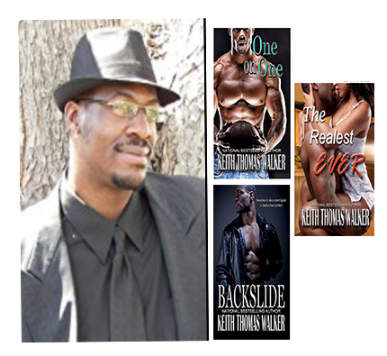 Keith Thomas Walker:  A Man's Take on Romance