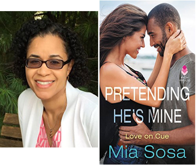Latina Romance Author Mia Sosa: Practice Makes Published