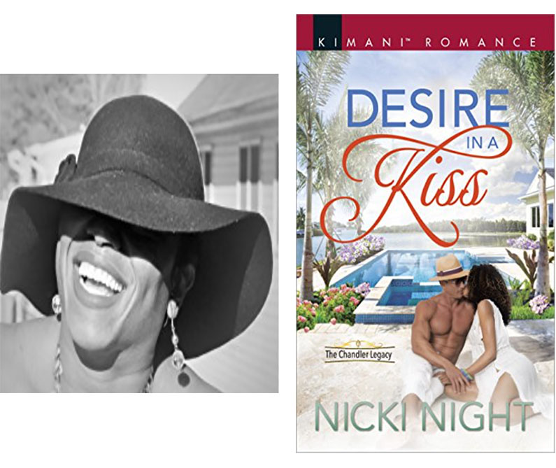 Nicki Night: A New York Romance with Writing