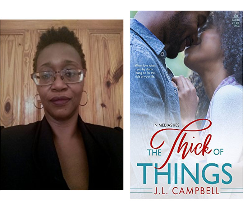 Jamaican Author J.L. Campbell: From the Caribbean with Love